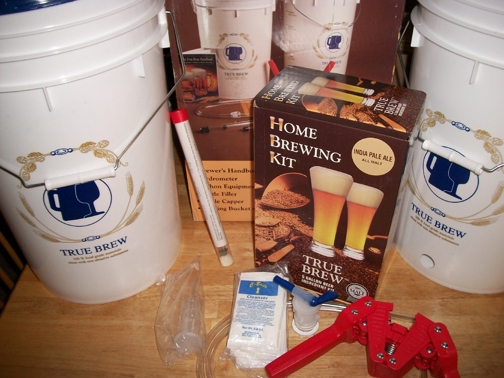 Best gifts for homebrewers and craft beer fans passion for Best craft beer kit