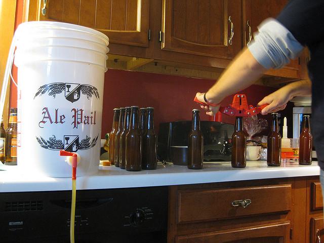 home brew machine